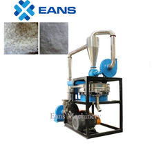 Plastic PE LDPE pulveriser machine with fine powder