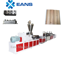 PVC laminated ceiling wall panel making machine
