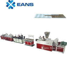 PVC ceiling and wall panel production line