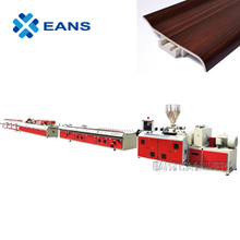 Plastic PVC Profile Making Machine with Best Price