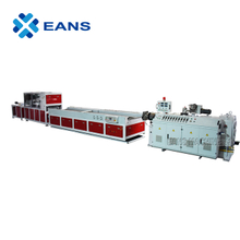 High Performance Plastic PVC Profile Extrusion Production Line